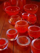 オレンジガラス